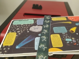 Библиотека предлагает занятия по созданию закладок для книг