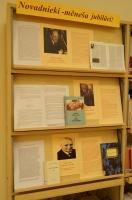 Literatūras izstādes par ievērojamiem Daugavpils novadniekiem