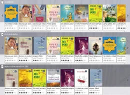 Latviešu oriģinālliteratūra bezmaksas e-grāmatu bibliotēkā