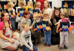 """Daugavpilī noslēgusies lasītveicināšanas programmas """"Grāmatu starts"""" pirmā kārta"""