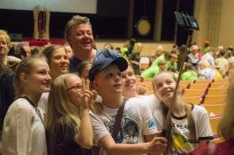 Daugavpilieši piedalās Nacionālās skaļās lasīšanas sacensības finālā