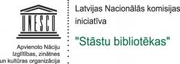 """Latvijas bibliotēkas aicinātas pieteikties dalībai UNESCO LNK tīklā """"Stāstu bibliotēkas"""""""