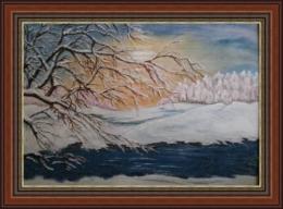 Latgales brīvo mākslinieku asociācijas gleznu izstāde Latgales Centrālajā bibliotēkā