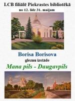 Borisa Borisova gleznu izstāde