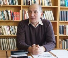 Встреча с литератором Евгением Голубевым