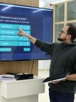 Daugavpils digicentru papildina Xbox Kinect tehnoloģijas