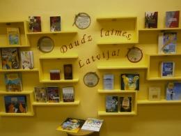 Atskats: Patriotu mēnesis Bērnu bibliotēkā