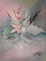 """Jekaterinas Kovaļenko gleznu izstāde """"Pavasaris"""""""