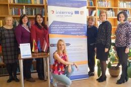 Network-Digi-Hubs projekta vadošā partnera vizīte Daugavpilī
