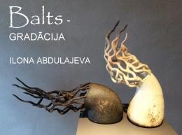 Ilonas Abdulajevas radošo darbu izstāde Latgales Centrālajā bibliotēkā