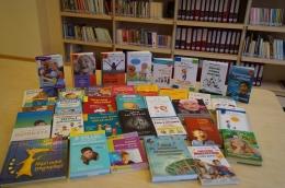Tematisks literatūras apskats jaunajām ģimenēm