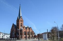 Latgales Centrālās bibliotēkas un Daugavpils Mārtiņa Lutera katedrāles sadarbība