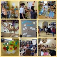 """Lasītveicināšanas programma """"Skaistā vasara bibliotēkā"""" Bērnu bibliotēkā """"Zīlīte"""": JŪNIJS"""