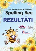 """Zināmi angļu valodas burtošanas konkursa """"Spelling Bee"""" fināla uzvarētāji"""