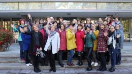 Latgales Centrālā bibliotēka iegūst Latvijas Gada bibliotēkas balvu