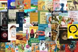 Топ-10 самых читаемых книг среди посетителей городских библиотек