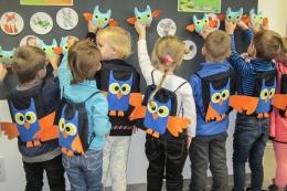 Daugavpilī aizvadīts kārtējais nodarbību cikls lasītveicināšanas programmā ģimenēm ar trīsgadīgiem bērniem