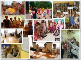 В городских библиотеках продолжается летняя программа поощрения чтения для школьников