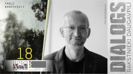 Bibliotēka aicina uz tikšanos ar rakstnieku Paulu Bankovski