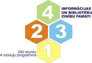 Informācijas un bibliotēku zinību pamati