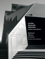 Daugavpils bibliotēkās pieejama grāmata-albums par Gaismas pili