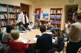 Aicinām pieteikties bezmaksas angļu valodas kursiem bibliotēkā