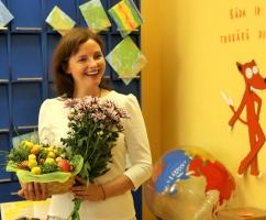 Daugavpilī viesojās ilustratore un bērnu grāmatu autore Agnese Aizpuriete
